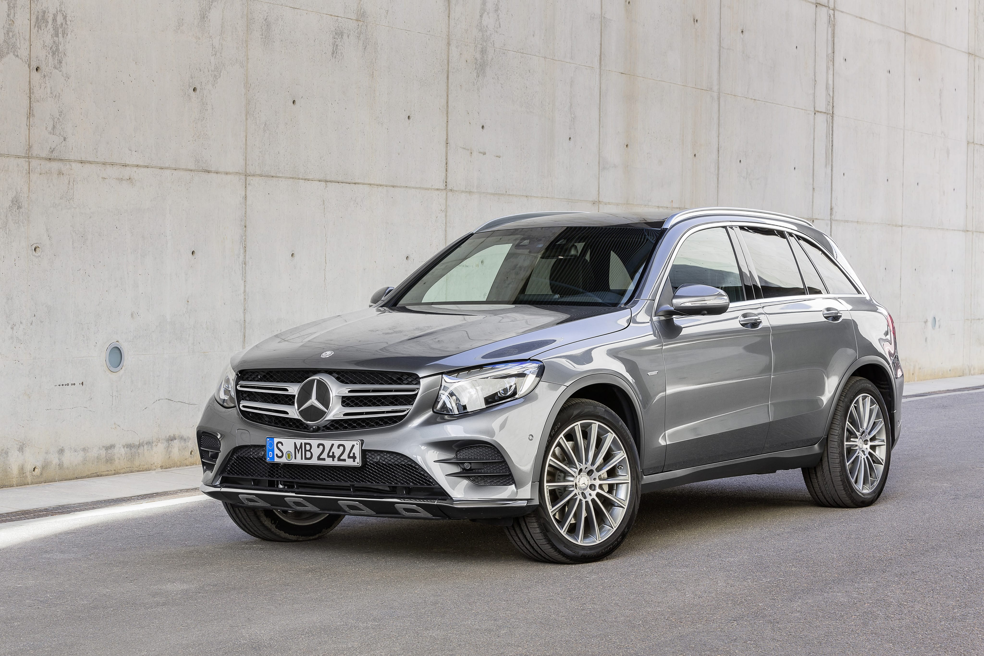 Mercedes GLC Full hd wallpapers