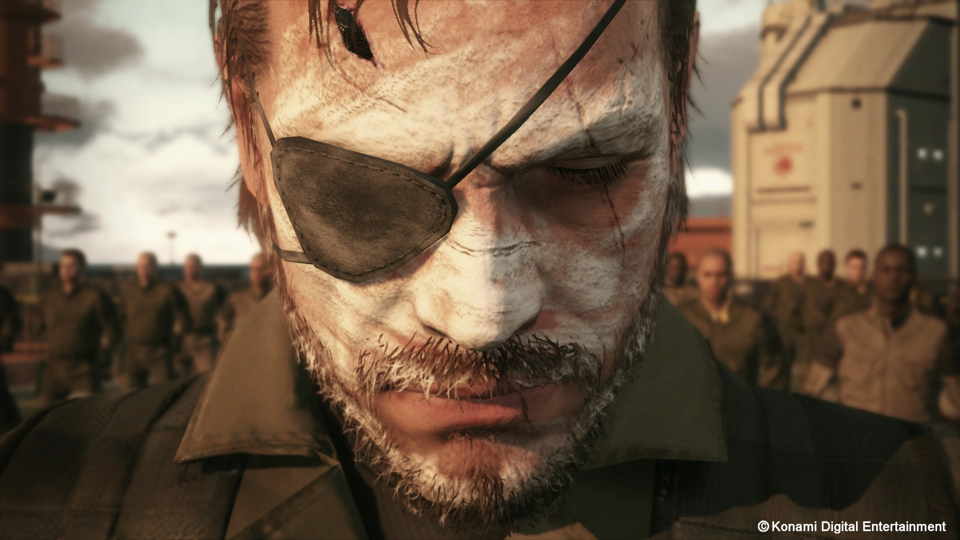 Metal Gear Solid V: The Phantom Pain Full hd wallpapers