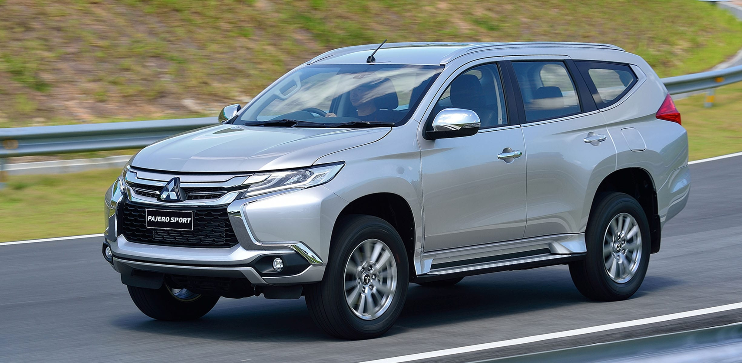 Mitsubishi Pajero Sport 3 Full hd wallpapers