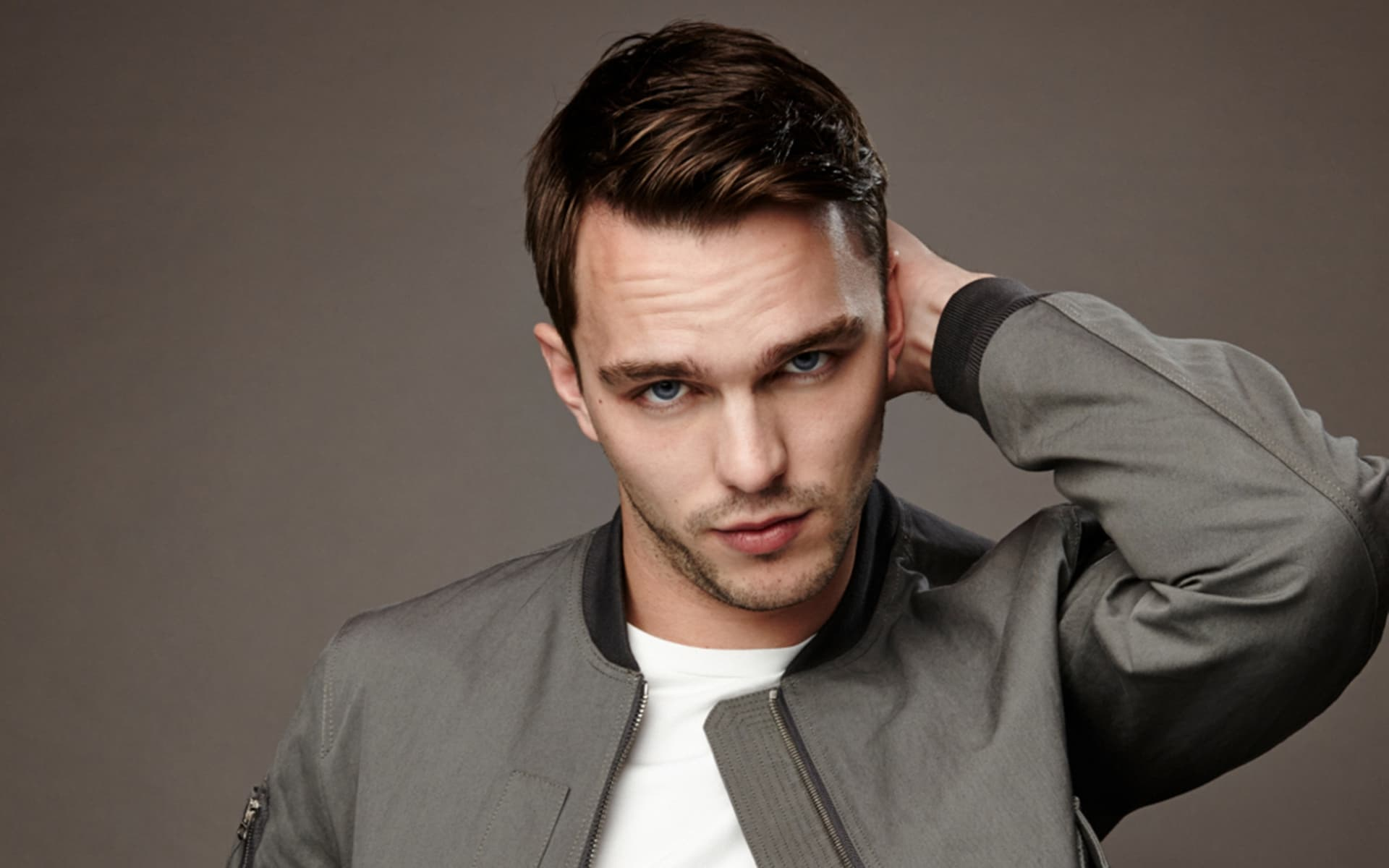 nicholas hoult wallpaper background - photo #3