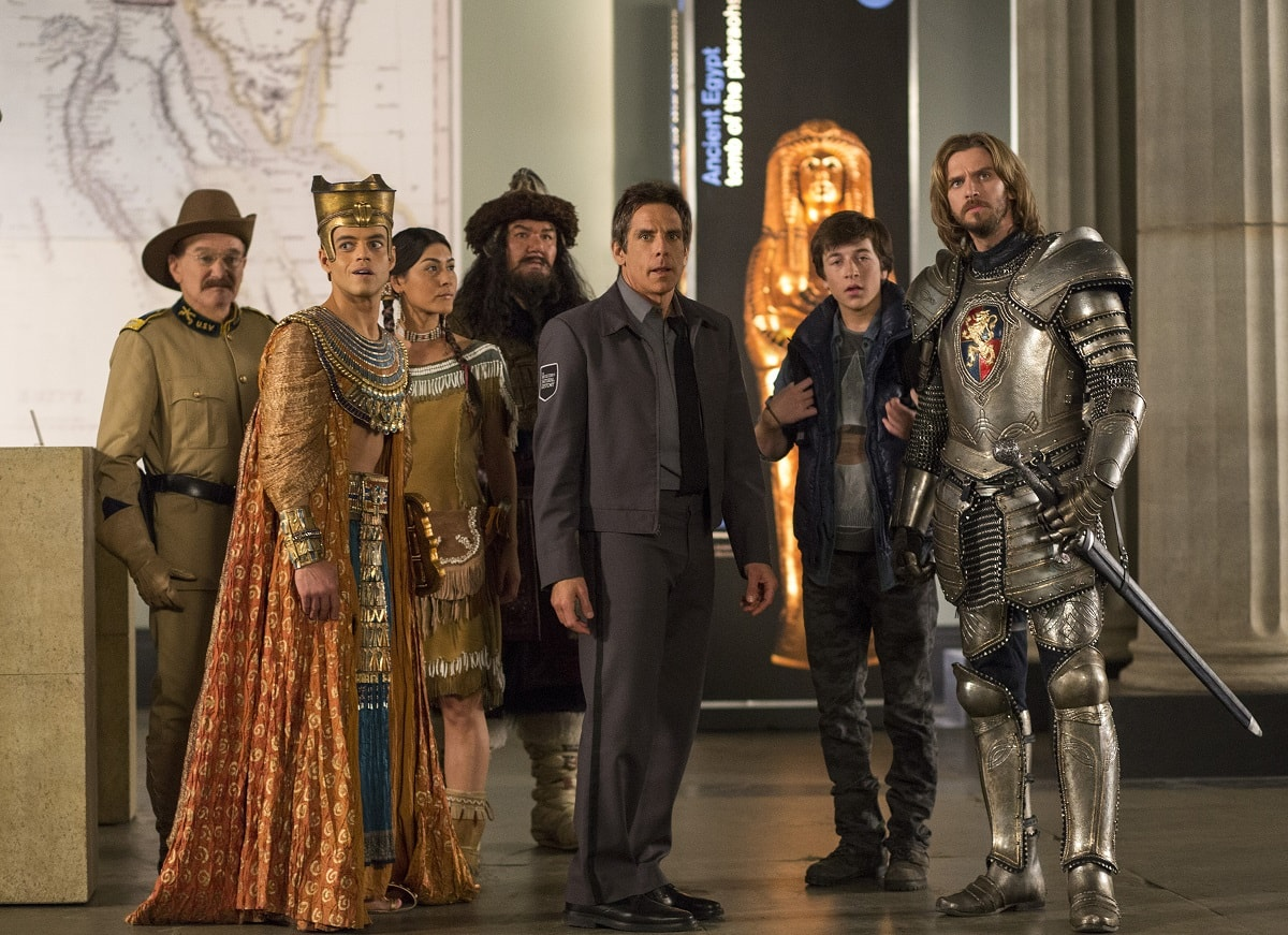 Night At The Museum: Secret Of The Tomb full hd wallpapers