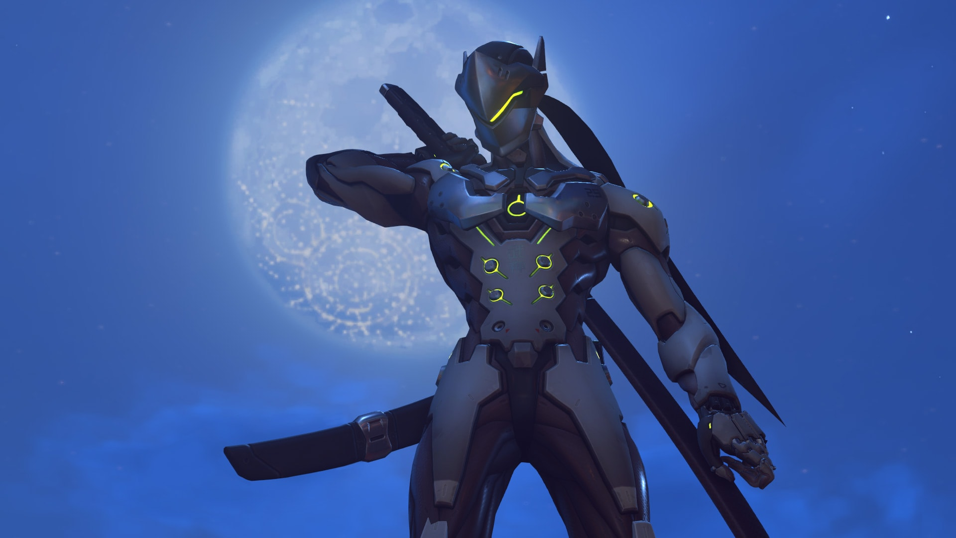 Overwatch : Genji HD pictures