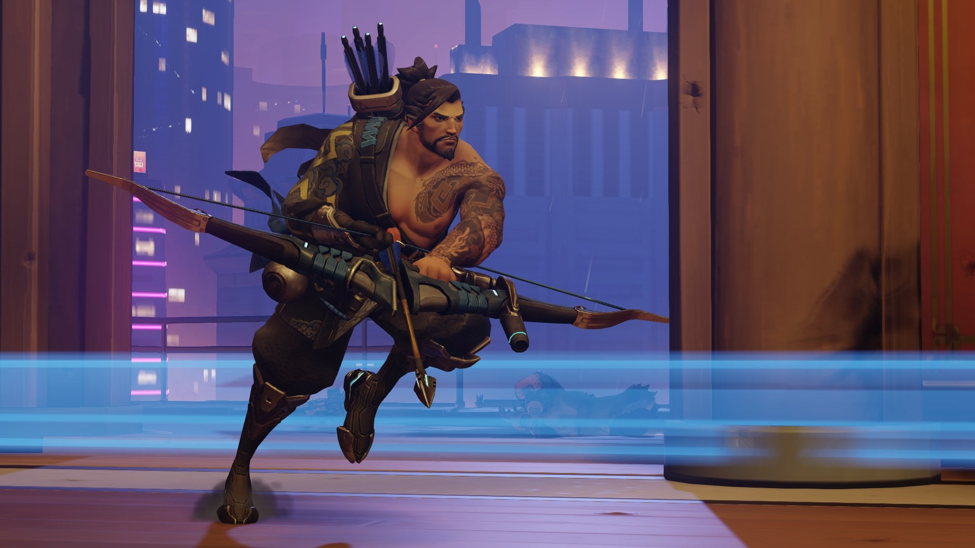 Overwatch : Hanzo HD pictures