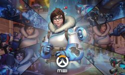 Overwatch : Mei Full hd wallpapers