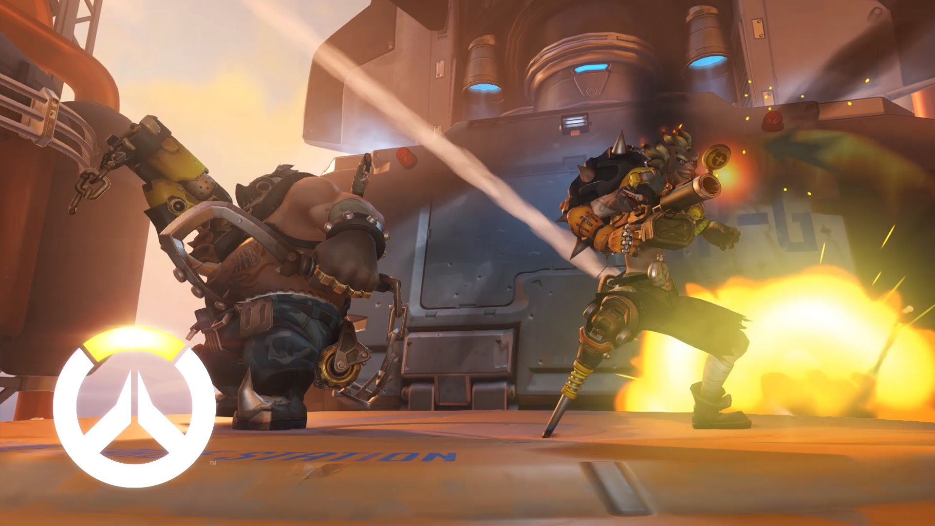 Overwatch : Roadhog HD pictures