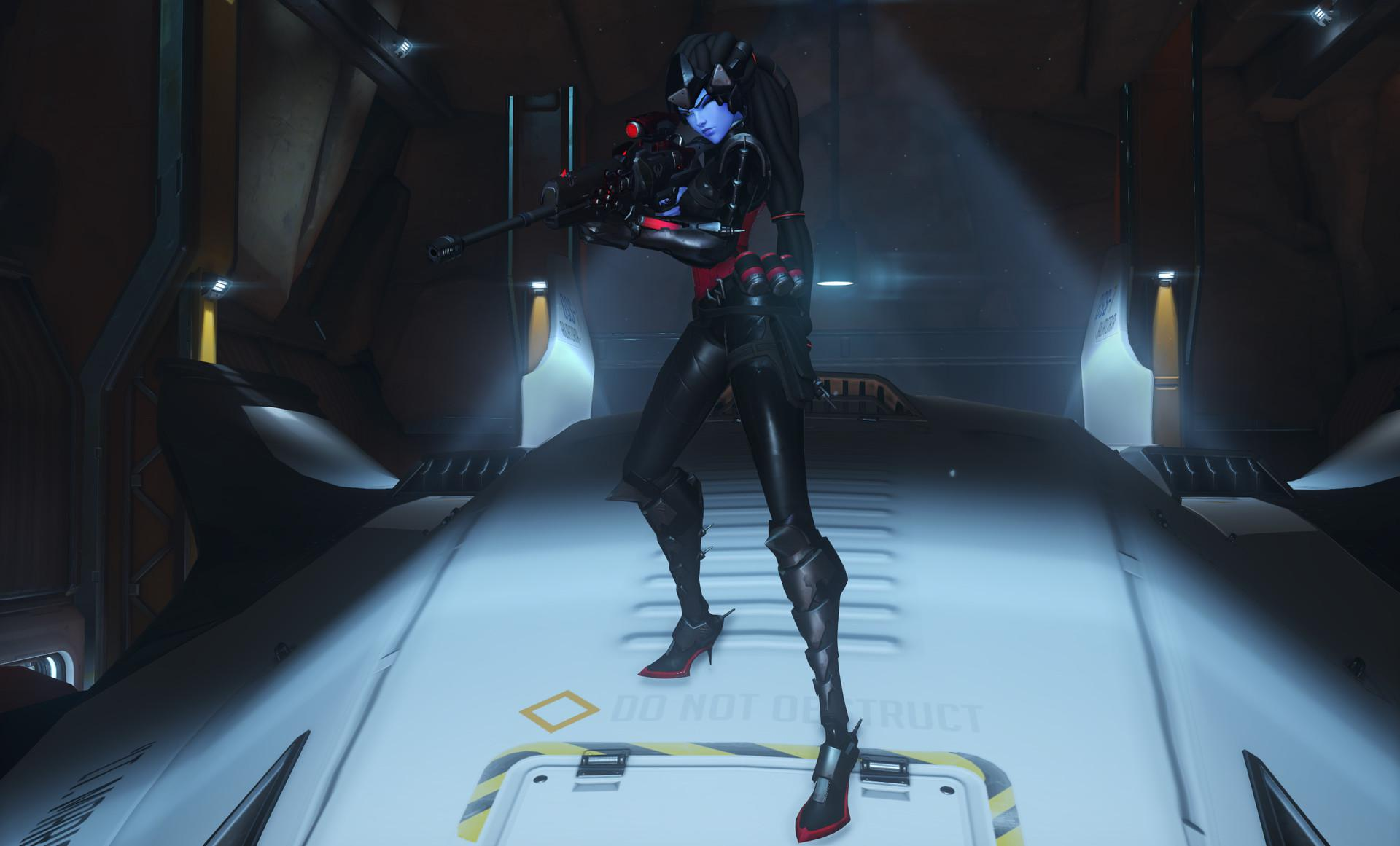 Overwatch : Widowmaker HD pictures