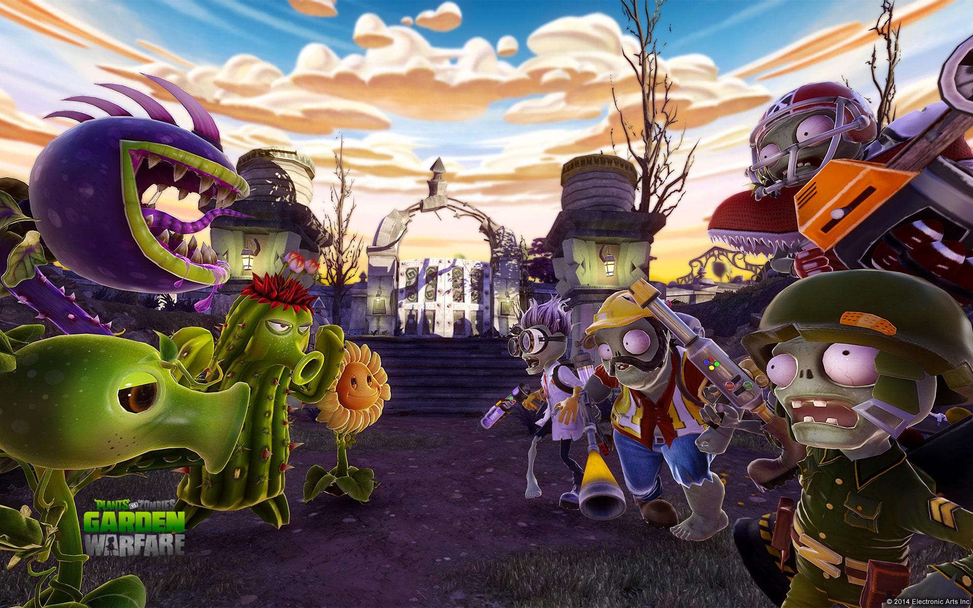 Plants vs. Zombies: Garden Warfare 2 Full hd wallpapers