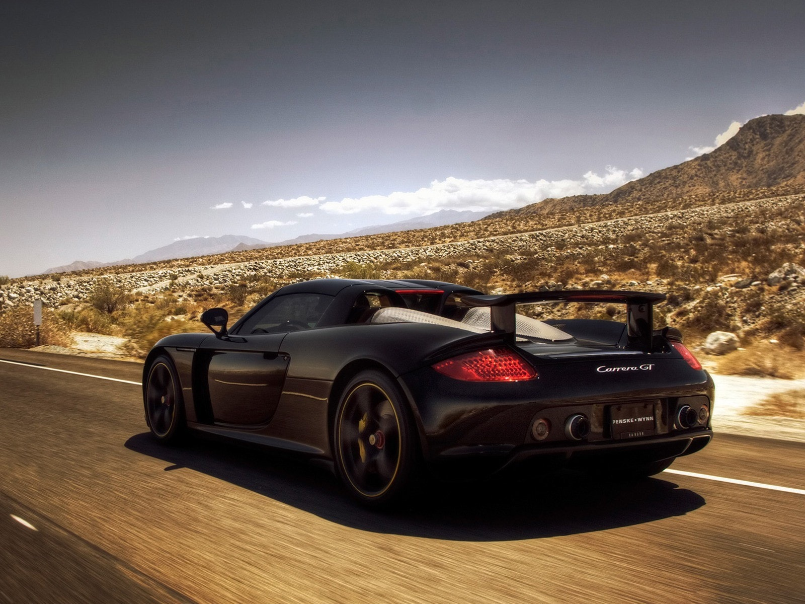 Porsche Carrera GT Full hd wallpapers