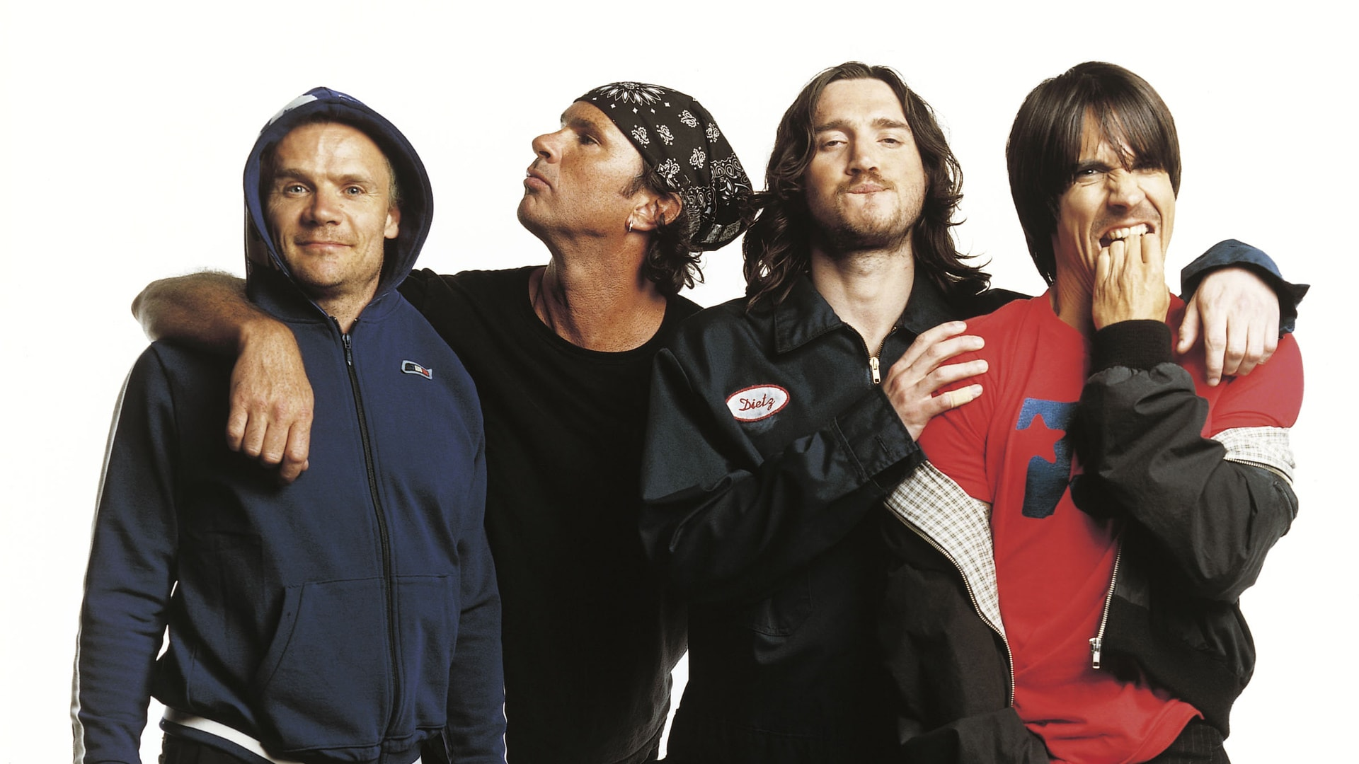 Red Hot Chili Peppers Full hd wallpapers