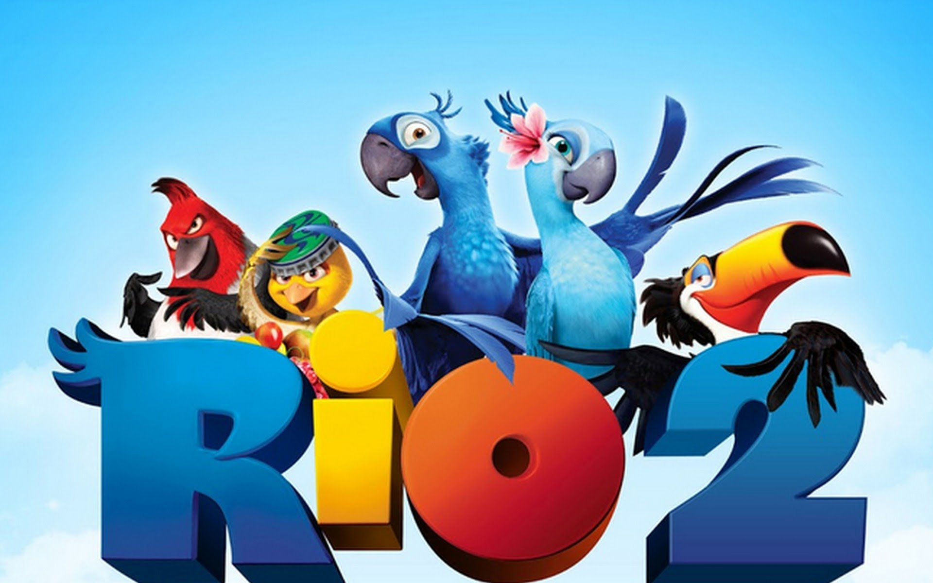 Rio 2 Full hd wallpapers