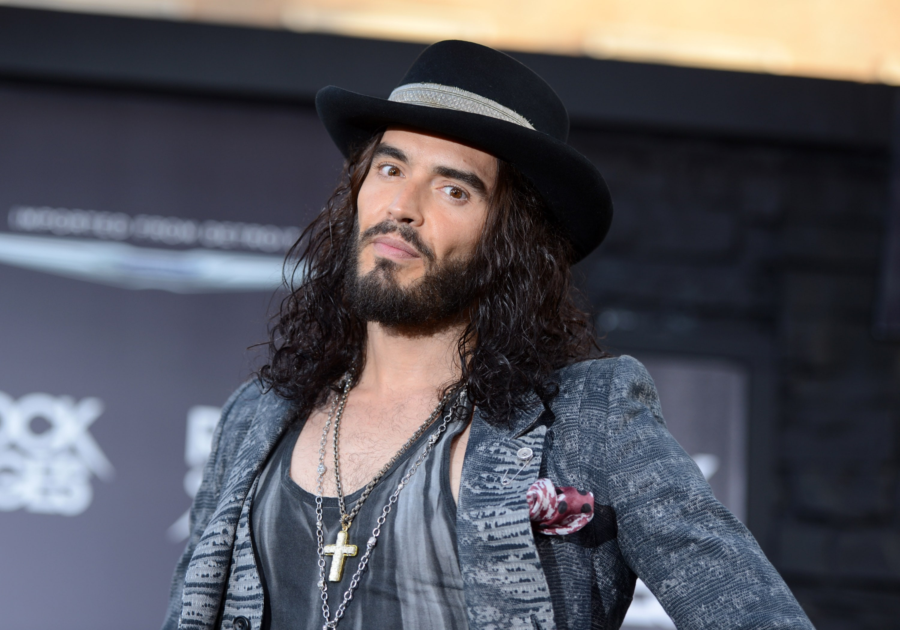 Russell Brand Full hd wallpapers
