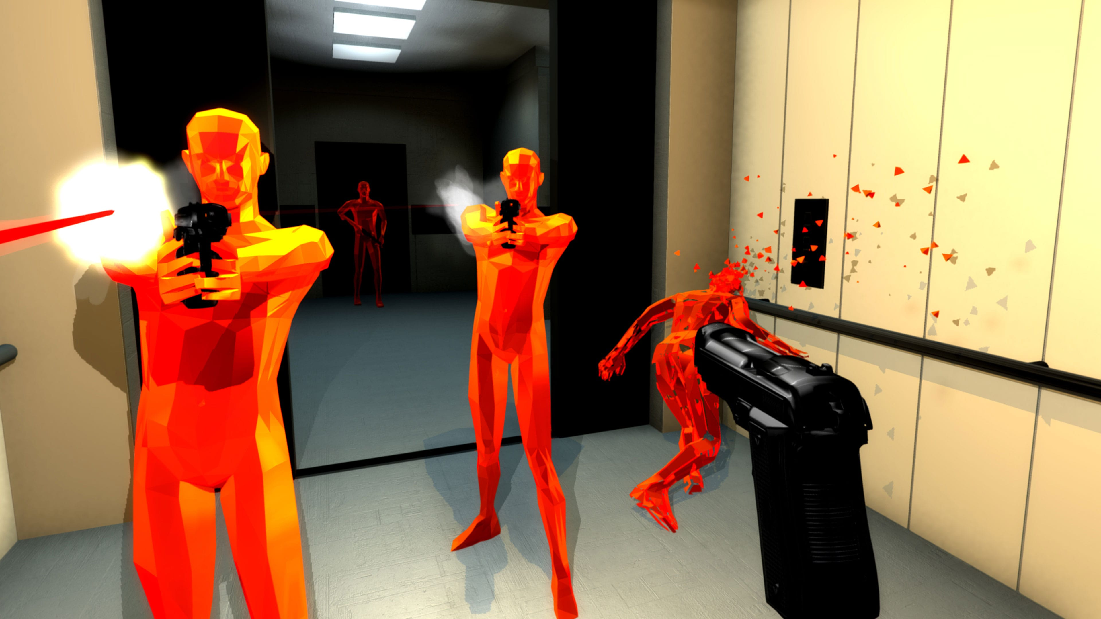 SUPERHOT Full hd wallpapers