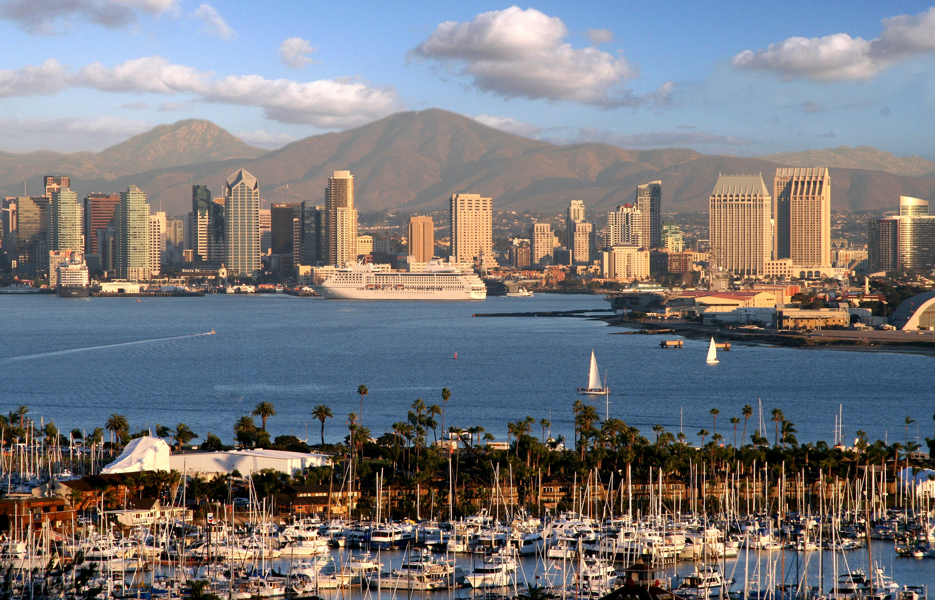 San Diego Hd Wallpapers 7wallpapers Net