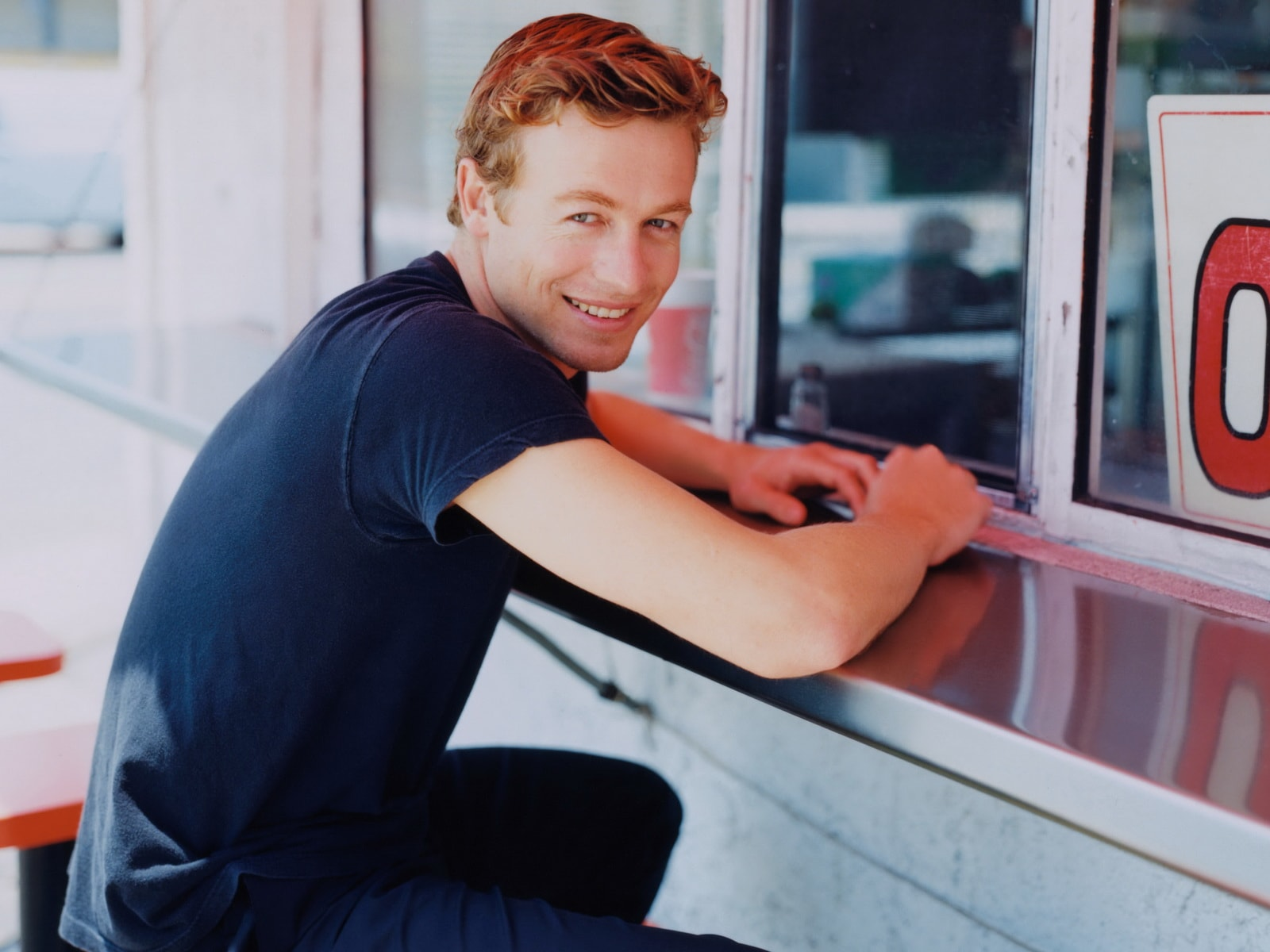 Simon Baker Full hd wallpapers