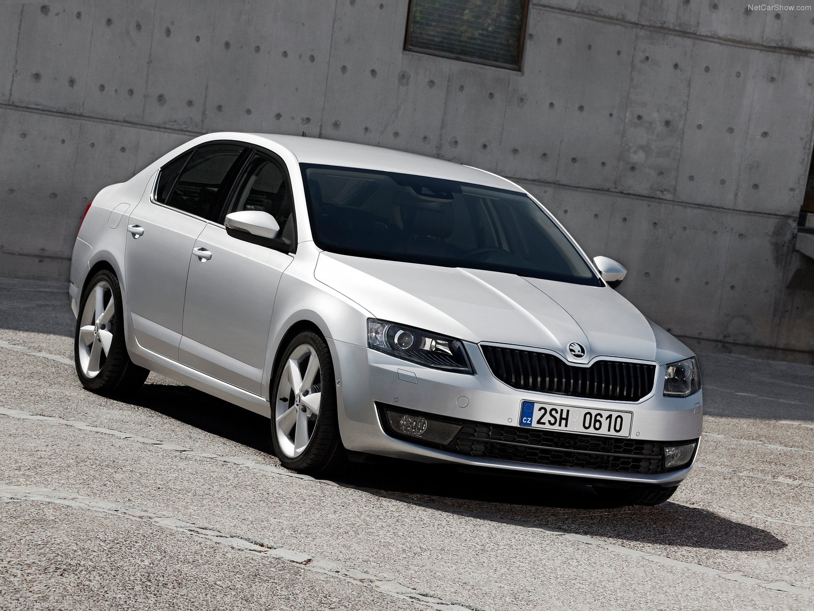 Skoda Octavia A7 Full hd wallpapers