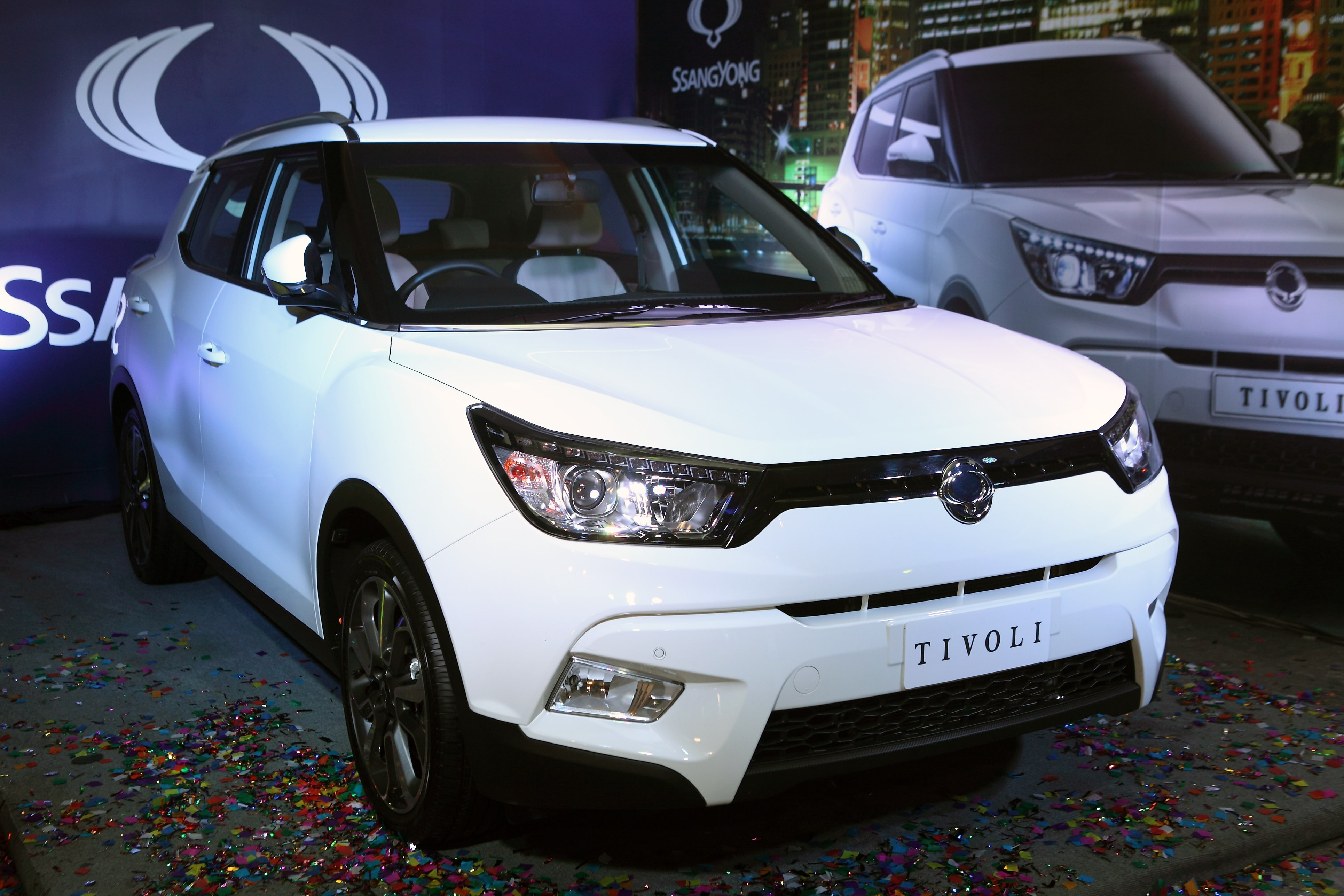 SsangYong Tivoli Full hd wallpapers