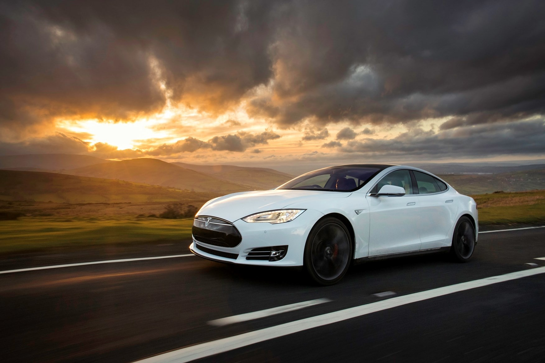 Tesla Model S Full hd wallpapers