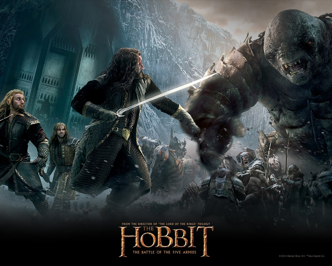 The Hobbit: The Battle Of The Five Armies full hd wallpapers