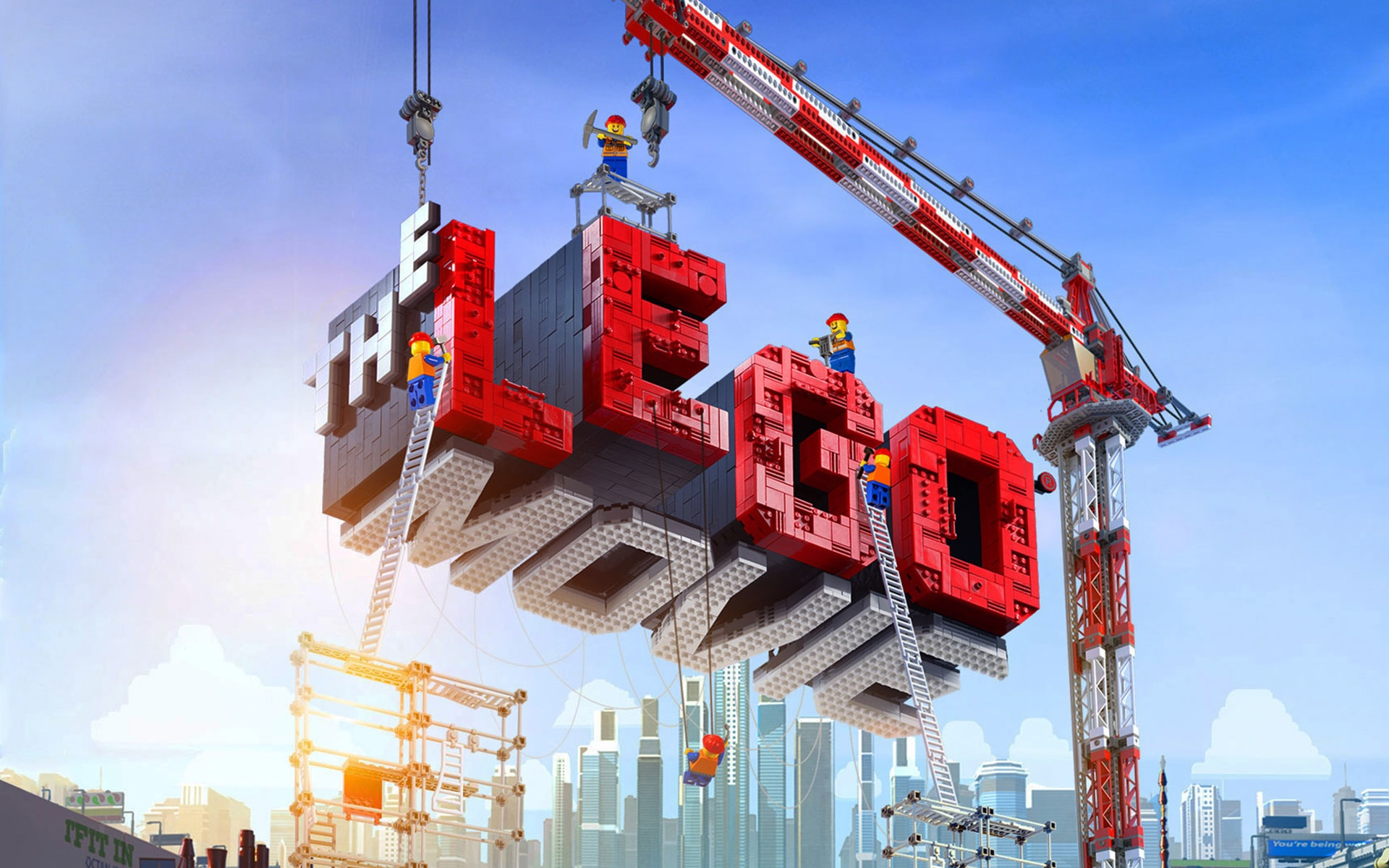 The Lego Movie Full hd wallpapers