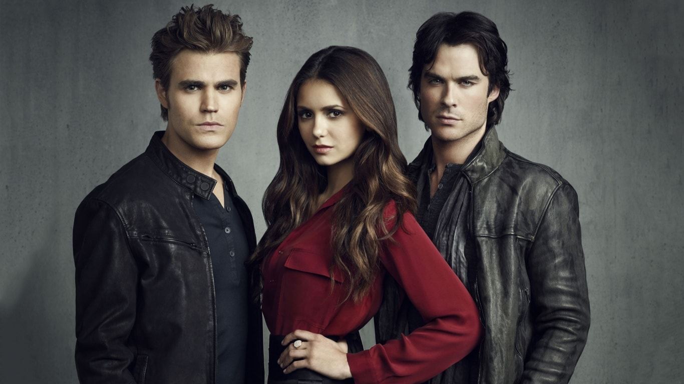 Vampire Diaries HD Wallpaper - WallpaperSafari