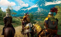 The Witcher 3 Wild Hunt - Blood and Wine Full hd wallpapers
