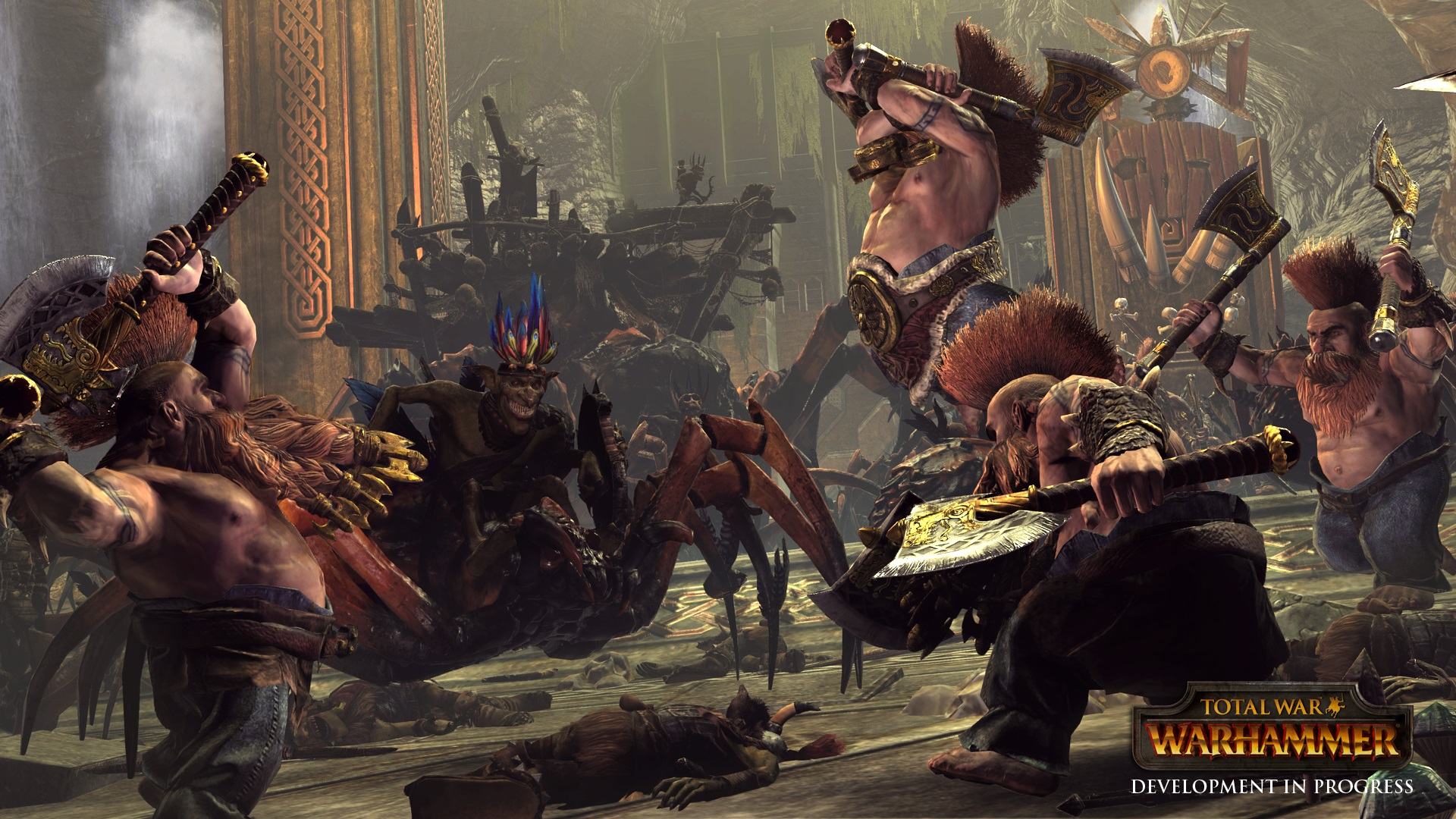 Total War: Warhammer Full hd wallpapers