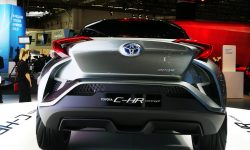 Toyota C-HR Full hd wallpapers