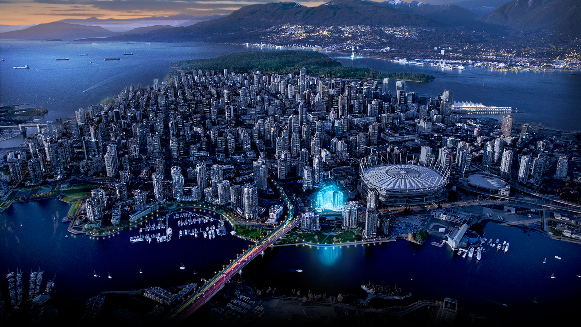Vancouver Full hd wallpapers