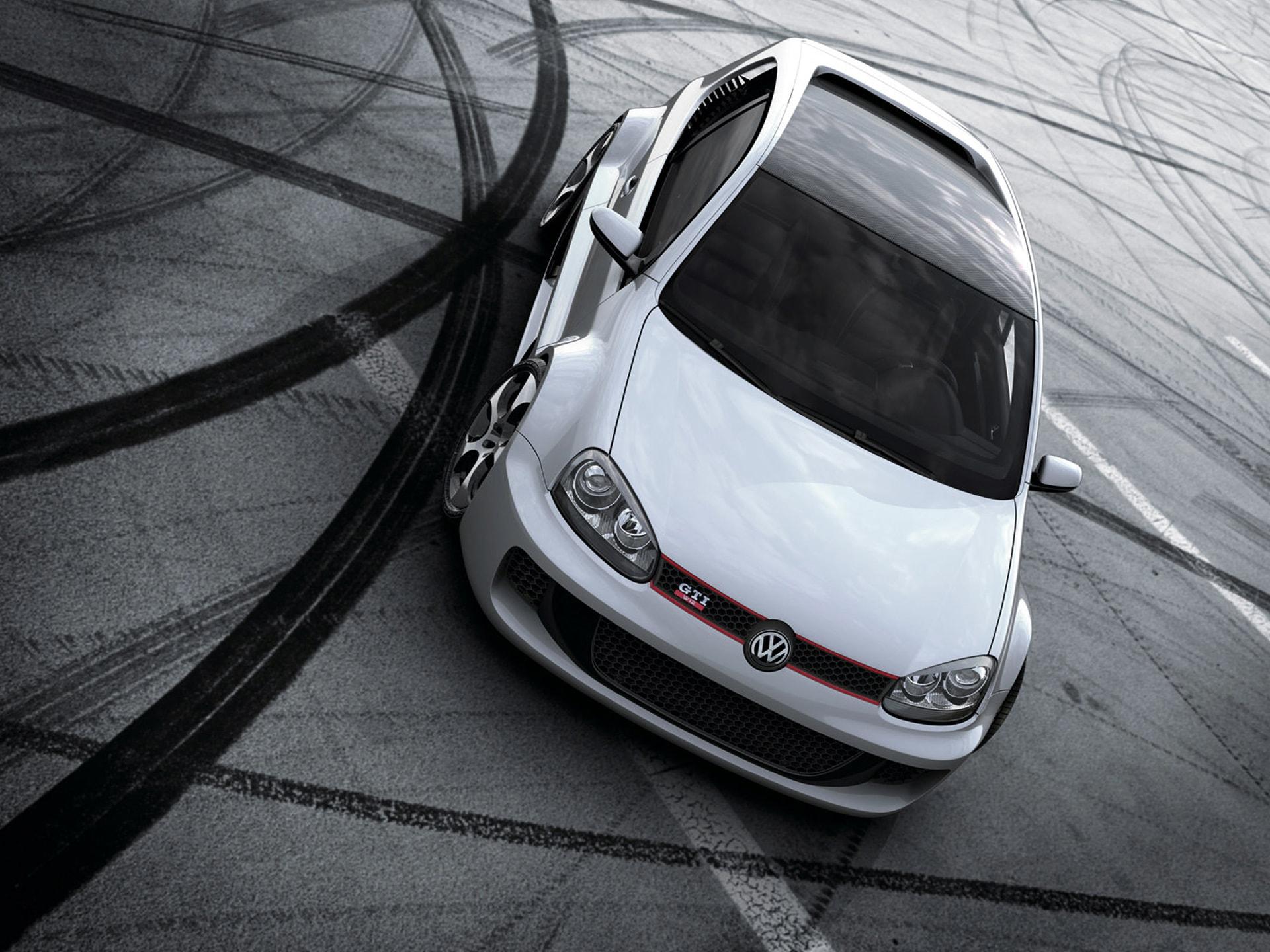 Volkswagen Golf GTI W12-650 Concept Desktop wallpapers