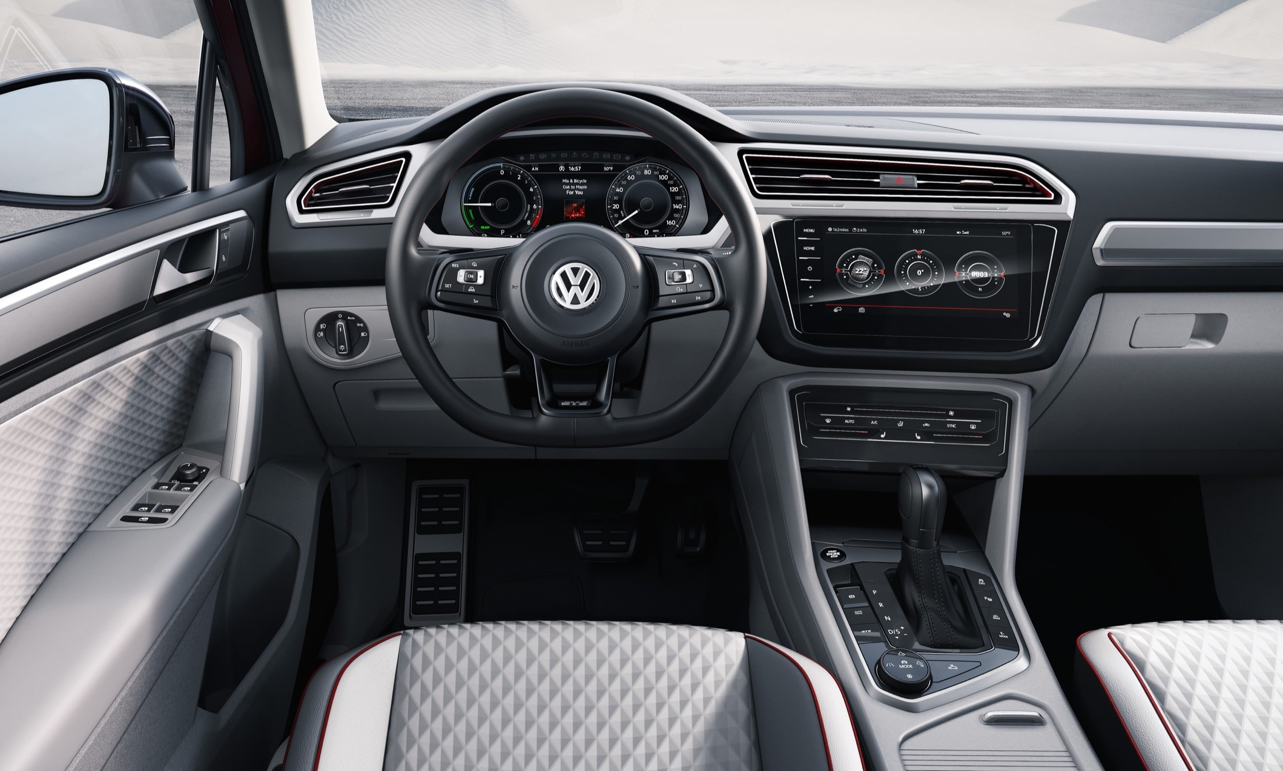 Volkswagen Tiguan 2 Full hd wallpapers