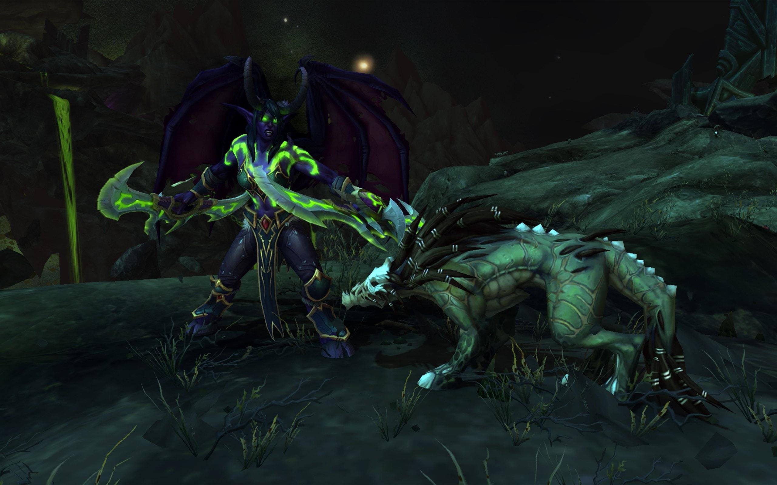 World of Warcraft: Legion Full hd wallpapers