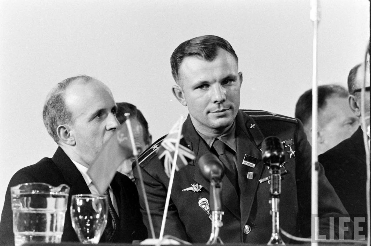 yuri gagarin full name - photo #3