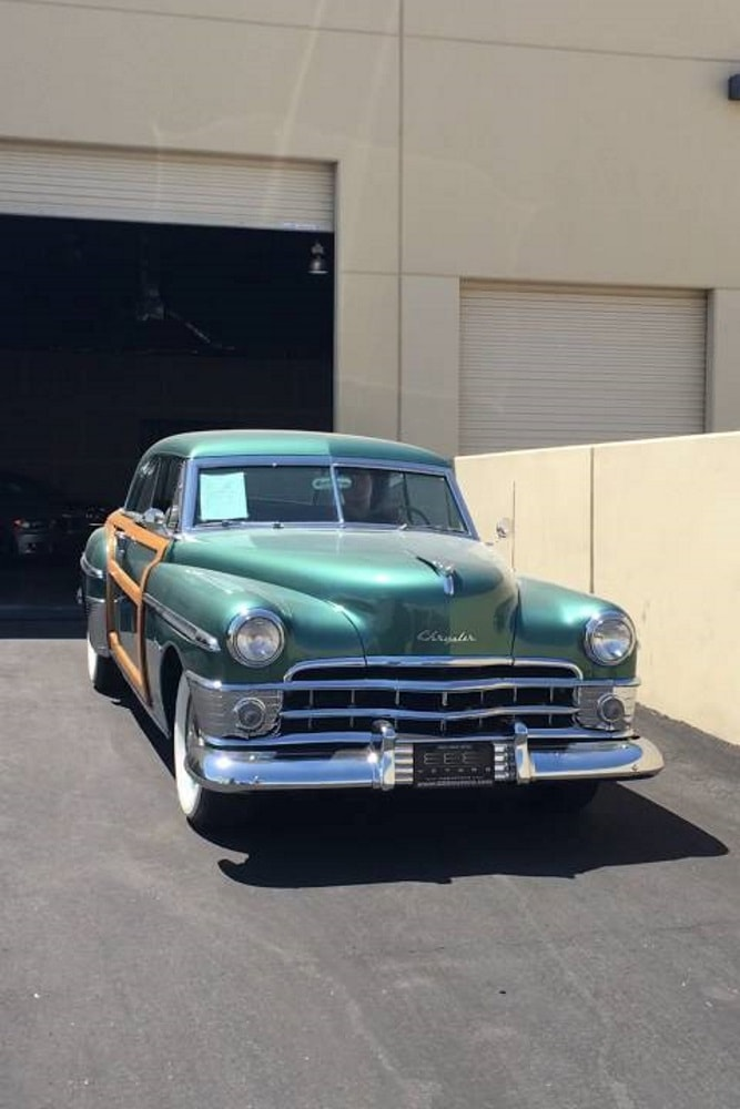 1950 Chrysler Town & Country For mobile