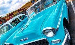 1955 Chevrolet Nomad For mobile