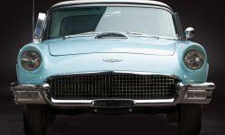 1957 Ford Thunderbird For mobile