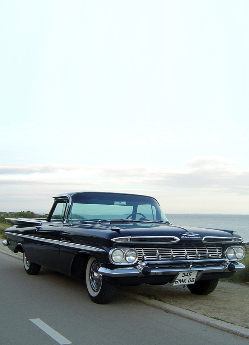 1959 Chevrolet El Camino For mobile