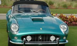 1961 Ferrari 250 GT California For mobile