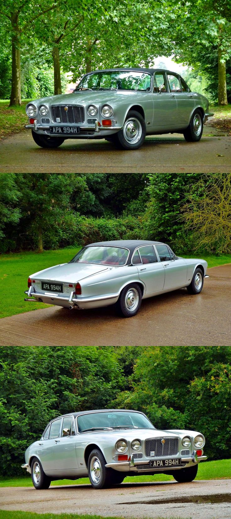 1968 Jaguar XJ6 For mobile