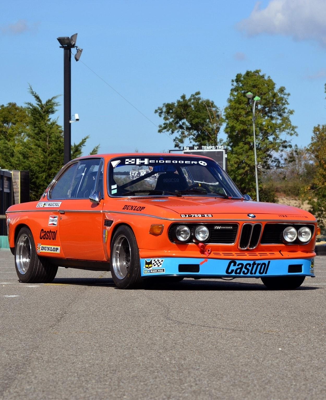 1973 BMW 3.0 CSi For mobile