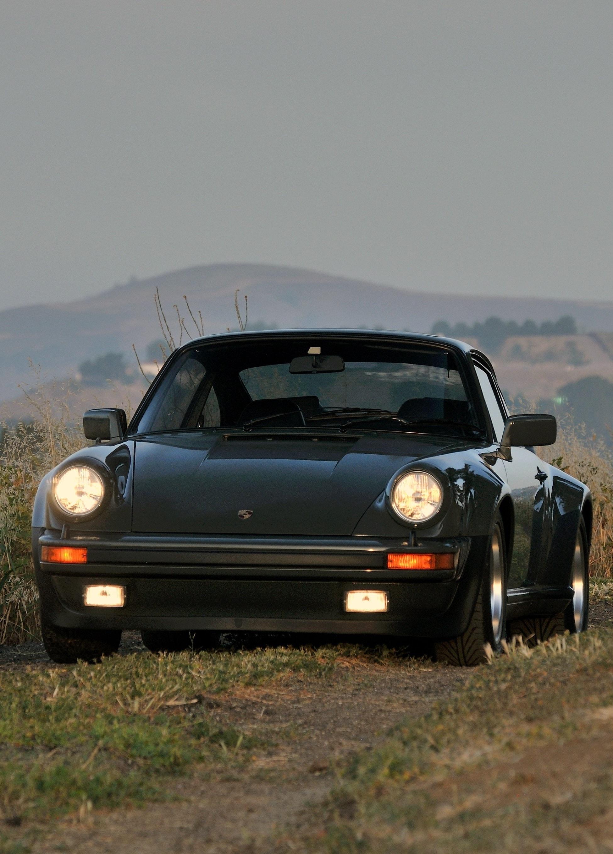 1976 Porsche 911 Turbo (930) HD Wallpapers