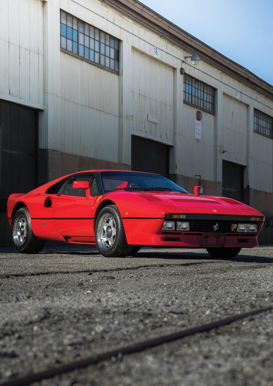 1984 Ferrari GTO For mobile