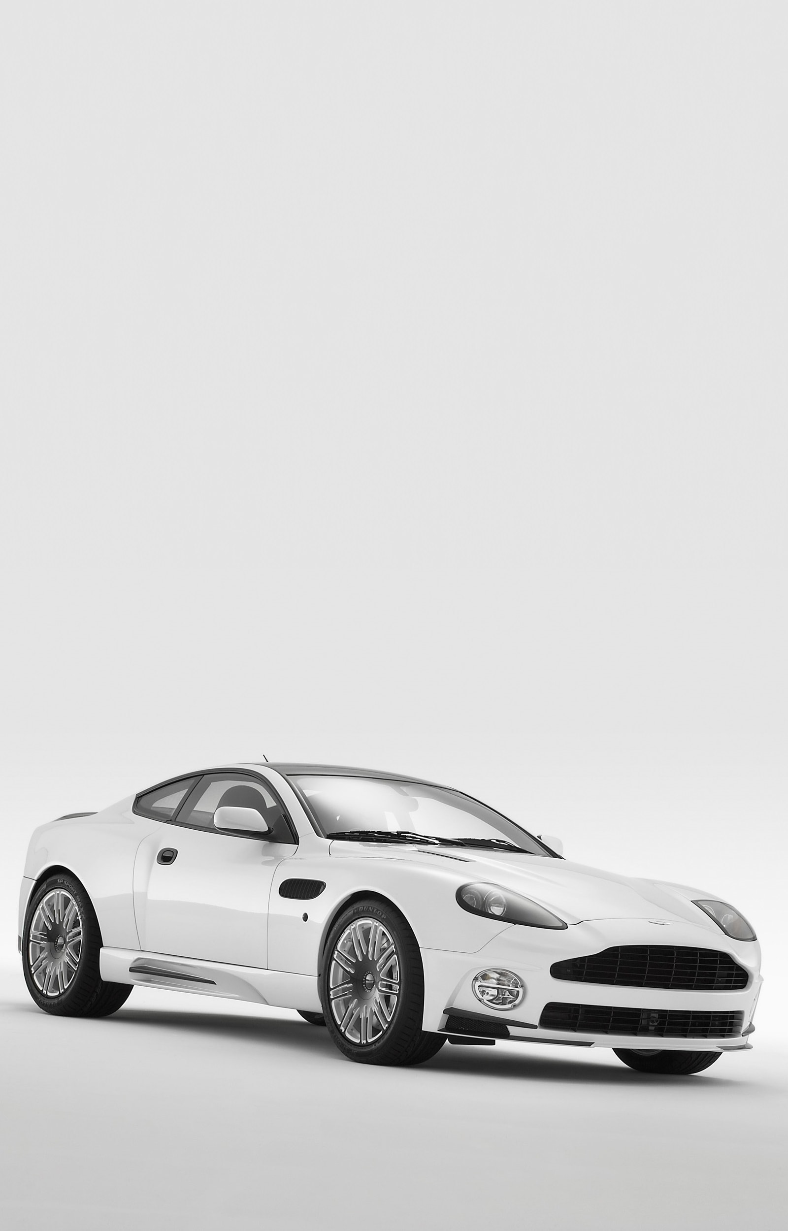 2001 Aston Martin Vanquish For mobile