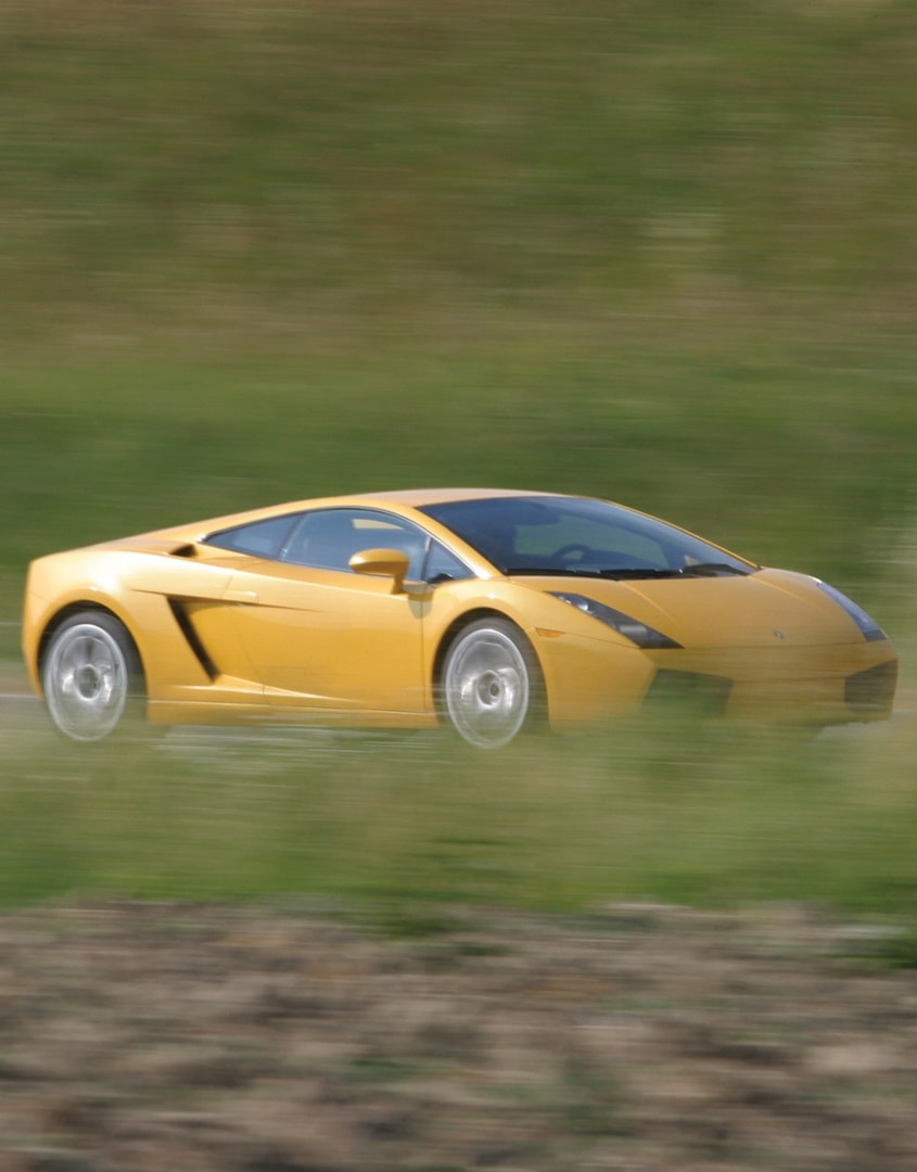 2003 Lamborghini Gallardo For mobile