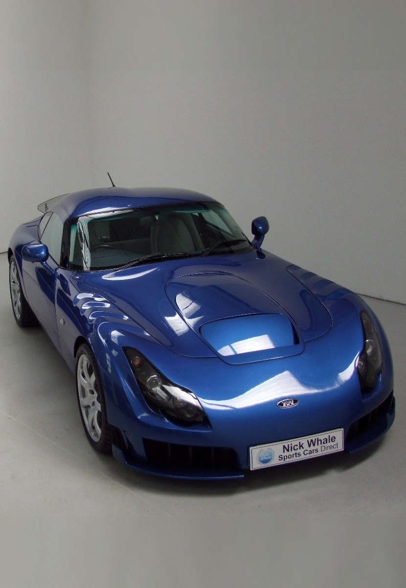 2005 TVR Sagaris For mobile