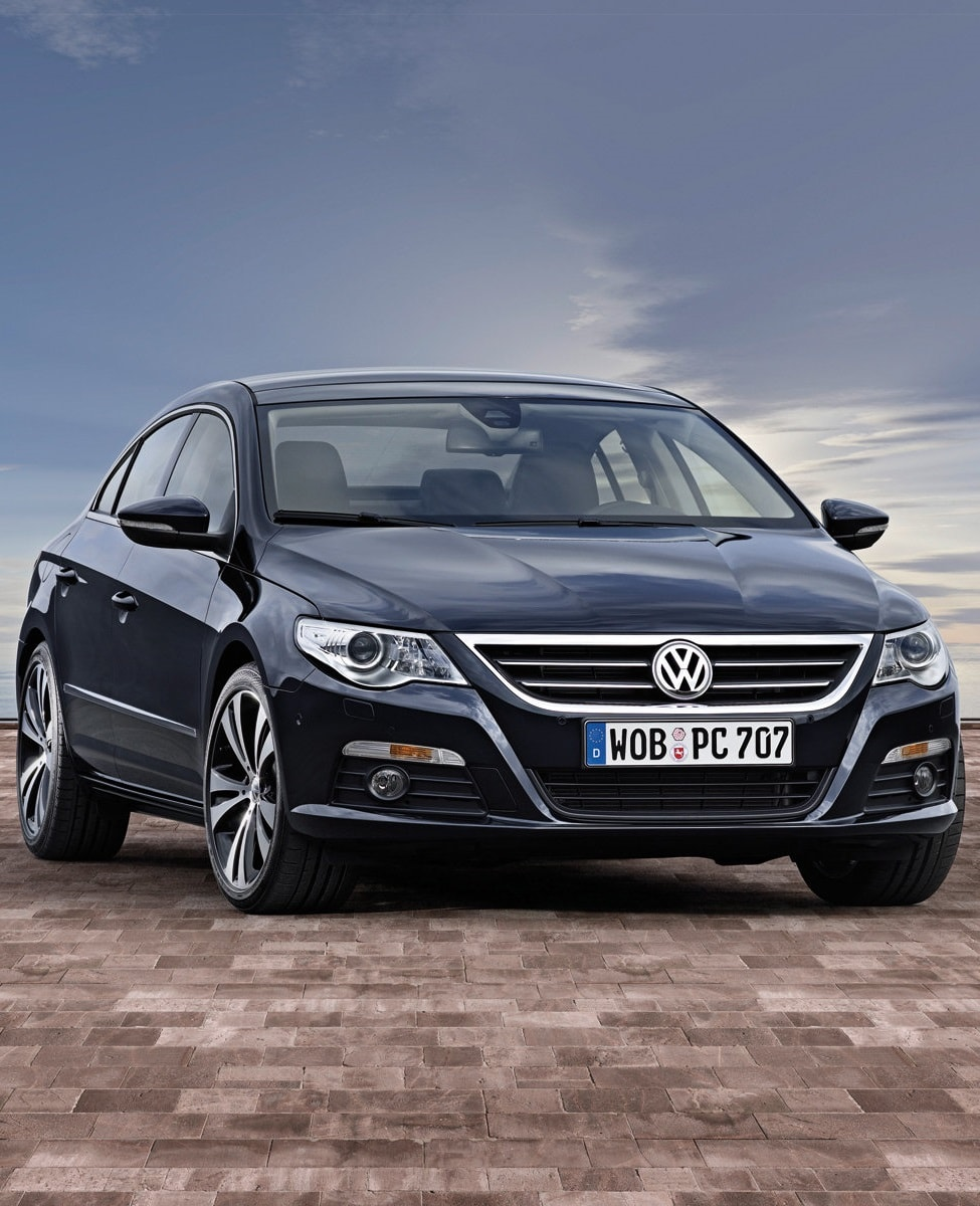 2009 Volkswagen CC For mobile