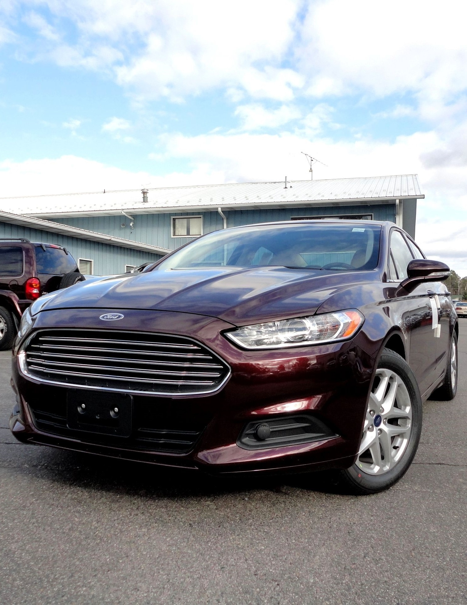 2013 Ford Fusion For mobile