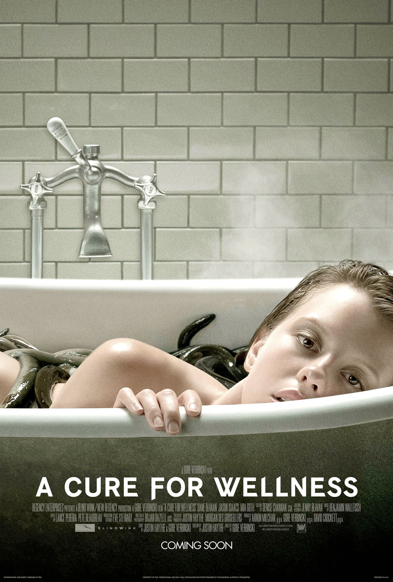 A Cure for Wellness For mobile