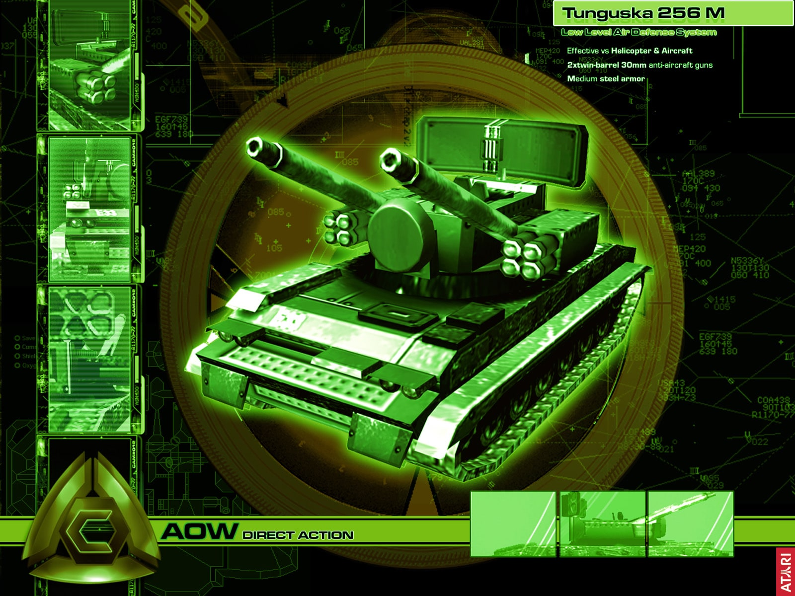 Act Of War Direct Action widescreen for desktop