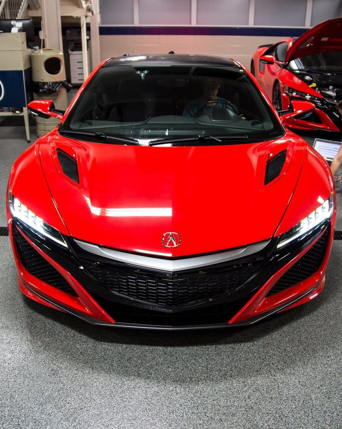 Acura NSX II HD Desktop Wallpapers
