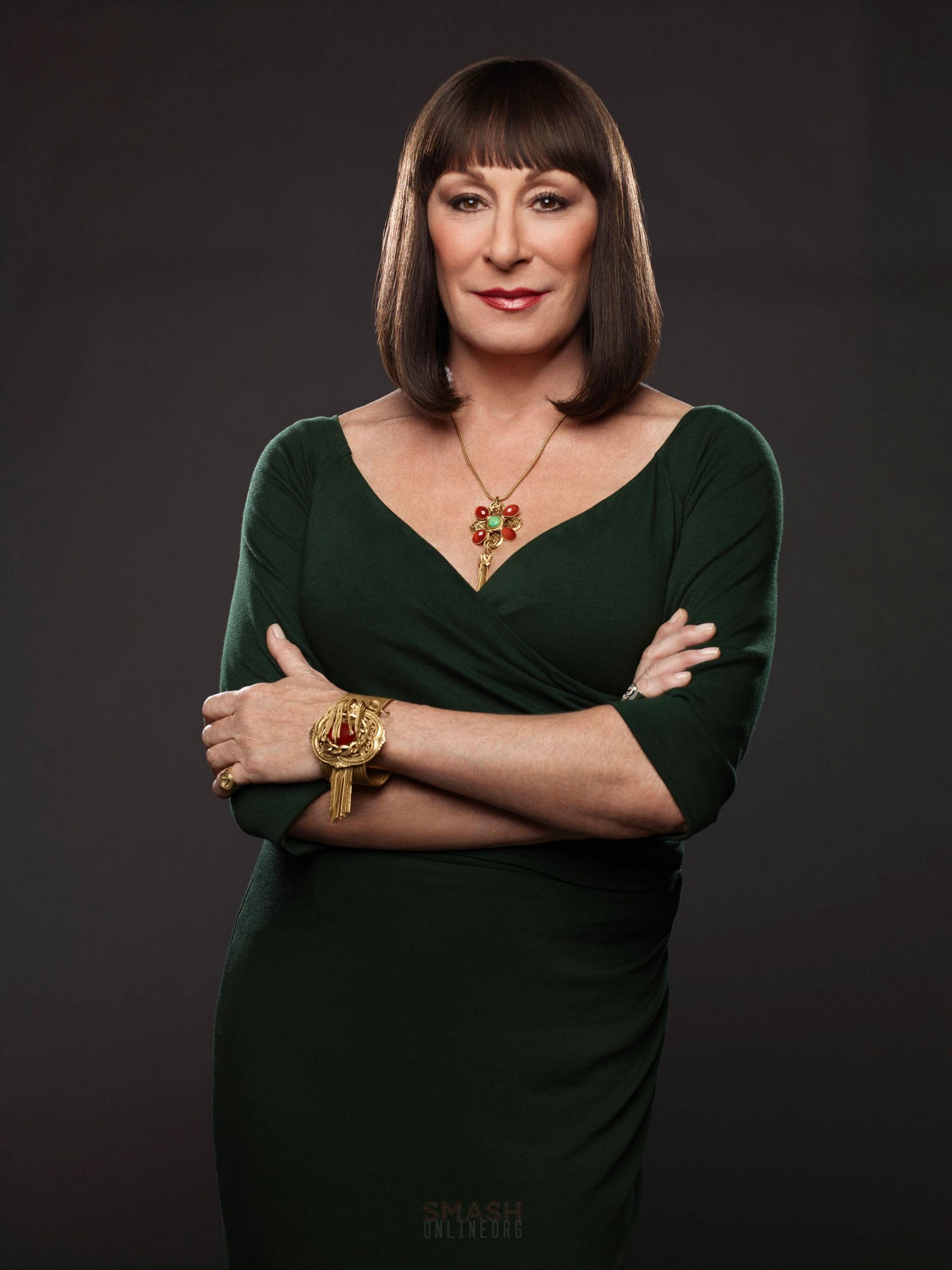 Anjelica Huston For mobile